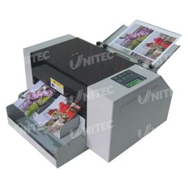 Electric Business Card Slitter , AC220V 50Hz Automatic Business Card Cutter