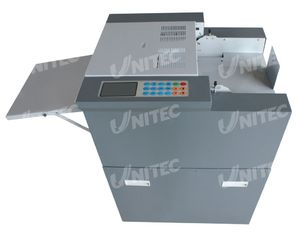 Automatic Business Card Slitter Machine SSA-005 10mm Maximum Feed Stac
