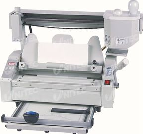 Notebook Manual Binding Machine , A4 Paper Binding Machine 28.5Kgs JB-4