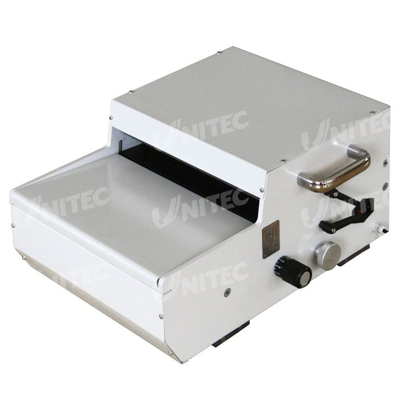 White Wire Closer Electric Hole Punch Machine 555X250X275 mm WB-300