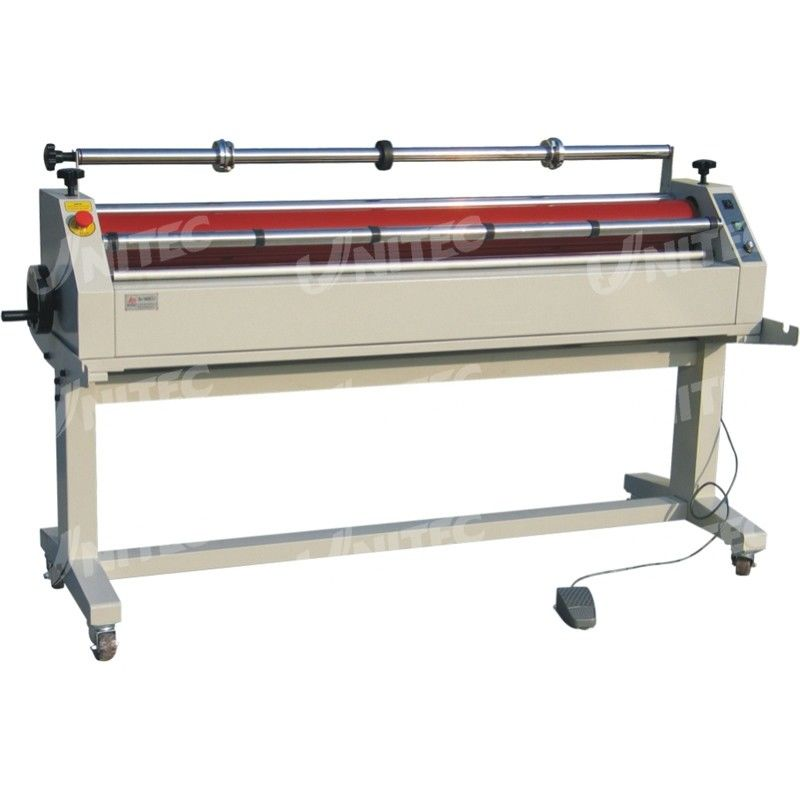 Electric Cold Roll Laminator Machine BU-1600CIIZ with CE Certificated