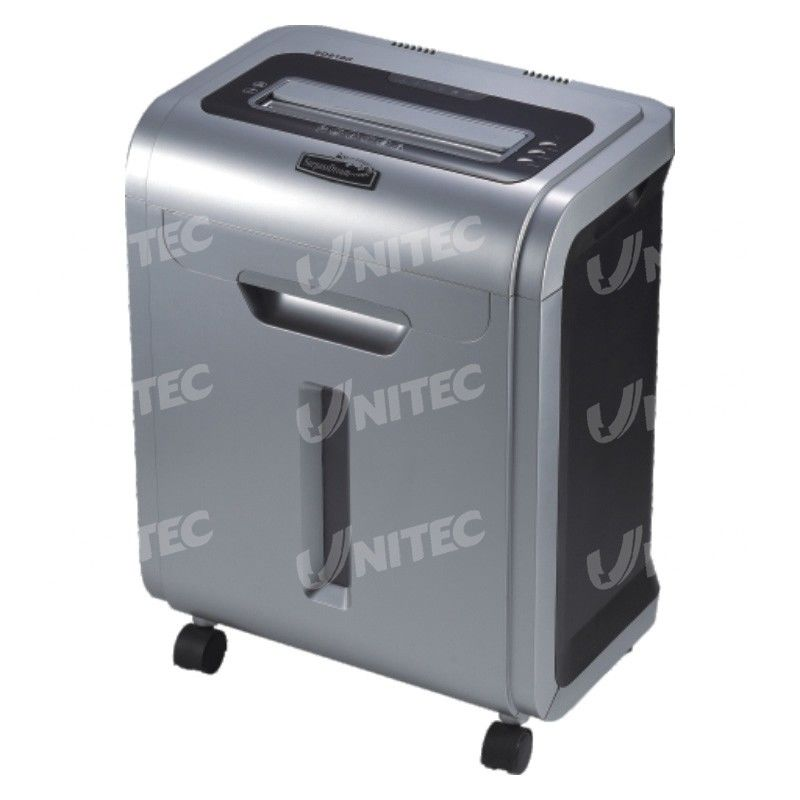 26L Bin Volume Electric Office Paper Shredder 230mm Throat Width