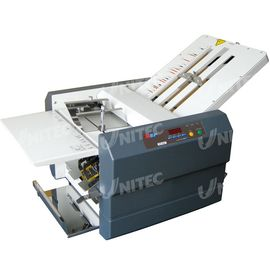 Chine 50W machine se pliante de papier de bureau, dossier A3 de papier de table usine